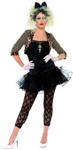 Madonna Fancy Dress Outfits