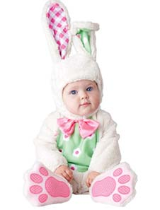 Baby Easter Bunny Costume