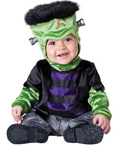 Frankenstein Fancy Dress Costume For Babies