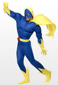 Bananaman Costume For New Years Eve