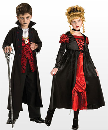 Halloween Fancy Dress Clothes For Twins