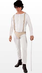 Clockwork Orange Fancy Dress Costume