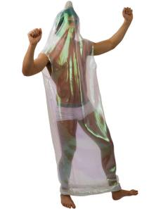 Condom Fancy Dress Costume