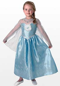 Elsa Costume From Frozen