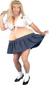 Fat Schoolgirl Fancy Dress Costumes
