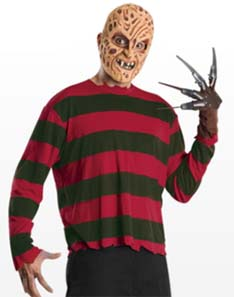 Freddy Krueger Fancy Dress Costume