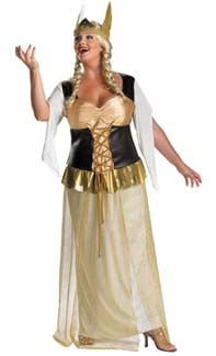 Fancy Dress Clothes For Larger Ladies