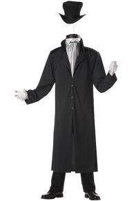 Invisible Man Fancy Dress Costume