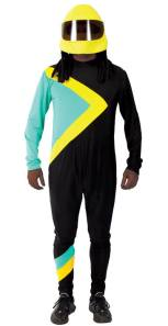Jamaican Bobsleigh Fancy Dress Costumes