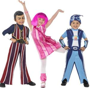 Lazy Town Fancy Dress Costumes For Book Day