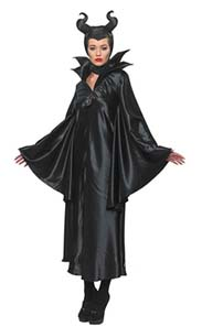 Evil Maleficent Fancy Dress Costume