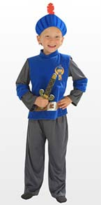 Mike The Knight Fancy Dress Costume
