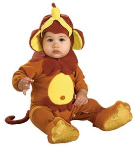 Monkey Fancy Dress Costume For Babies