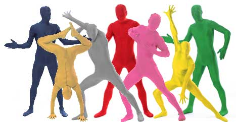 Morph Fancy Dress Outfits