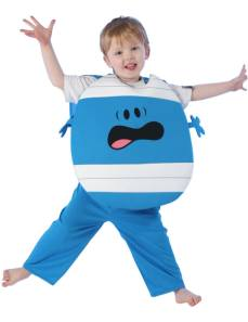 Mister Men Fancy Dress Costume