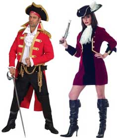 Pirate Fancy Dress Clothes