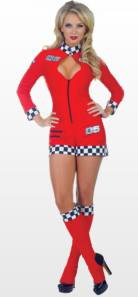 Racing Driver Fancy Dress Costumes For Hen Night