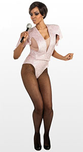 Rihanna Fancy Dress Costume