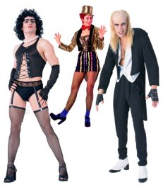 Rocky Horror Fancy Dress Clothes Frank N Furter