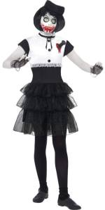Sanguis Creepy Doll Fancy Dress Costumes