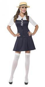 Schoolgirl  Fancy Dress Clothes