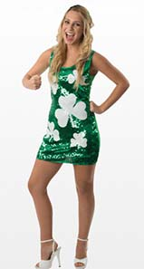 St Patricks Day Fancy Dress Costume