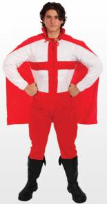 St George Superhero Costume