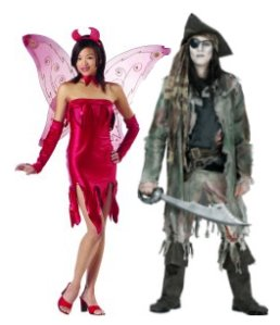 Fancy Dress Clothes For Teenage Boys and Girls
