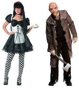 Teen Halloween Fancy Dress Costume