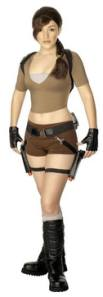 Lara Croft Tombraider Fancy Dress Costume For Teenagers