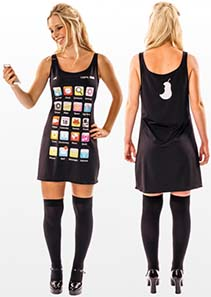 iPhone Dress